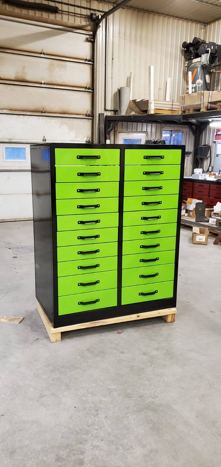 Parts Cabinets
